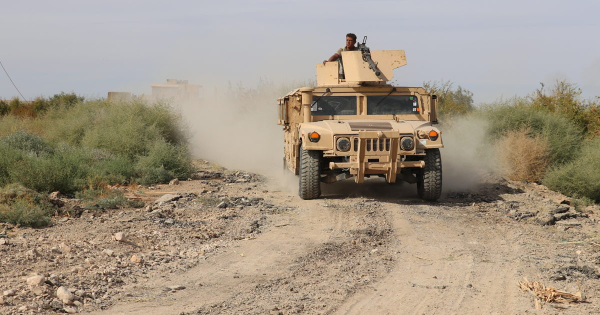 US-Backed Forces Repel New ISIS Attack In Euphrates Valley After Killing Scores Of Terrorists