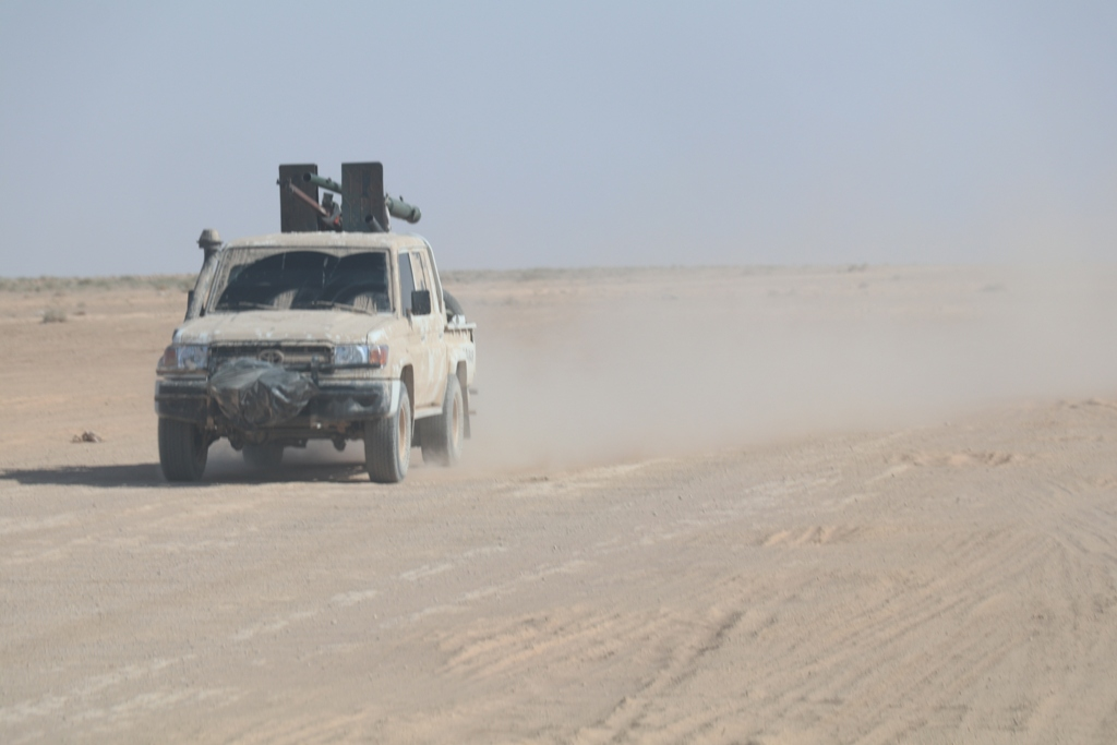 SDF Repels ISIS Counter-Attack, Continues Its Advance In Euphrates Valley