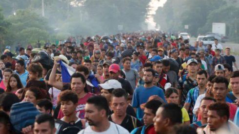Trump Is On Fire Over Migrant Caravan Heading Towar U.S. Border, Declares State Of Emergency