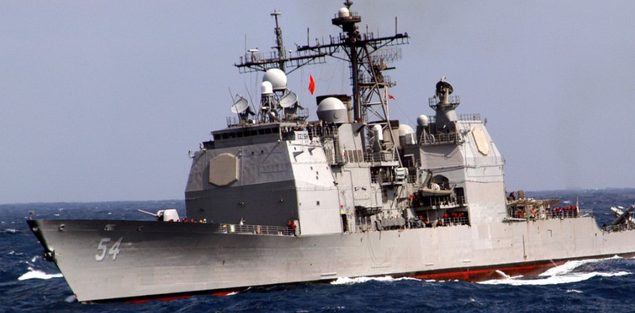 U.S. Sends Two Warships Through Taiwan Strait Sparking Further Tensions With China
