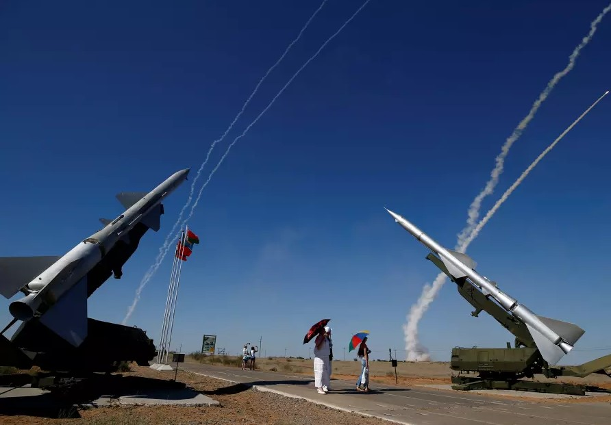 Israel: S-300 Will Not Protect Iranian Forces In Syria