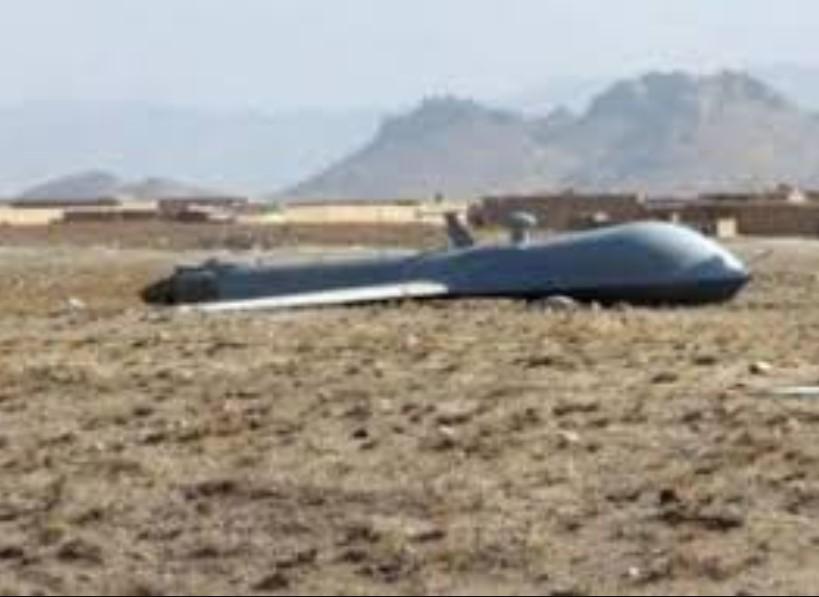 Taliban Claims US Combat UAV Crashed In Afghanistan's Kandahar Province
