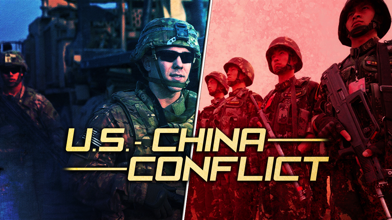 China And U.S. Are On the Brink of War