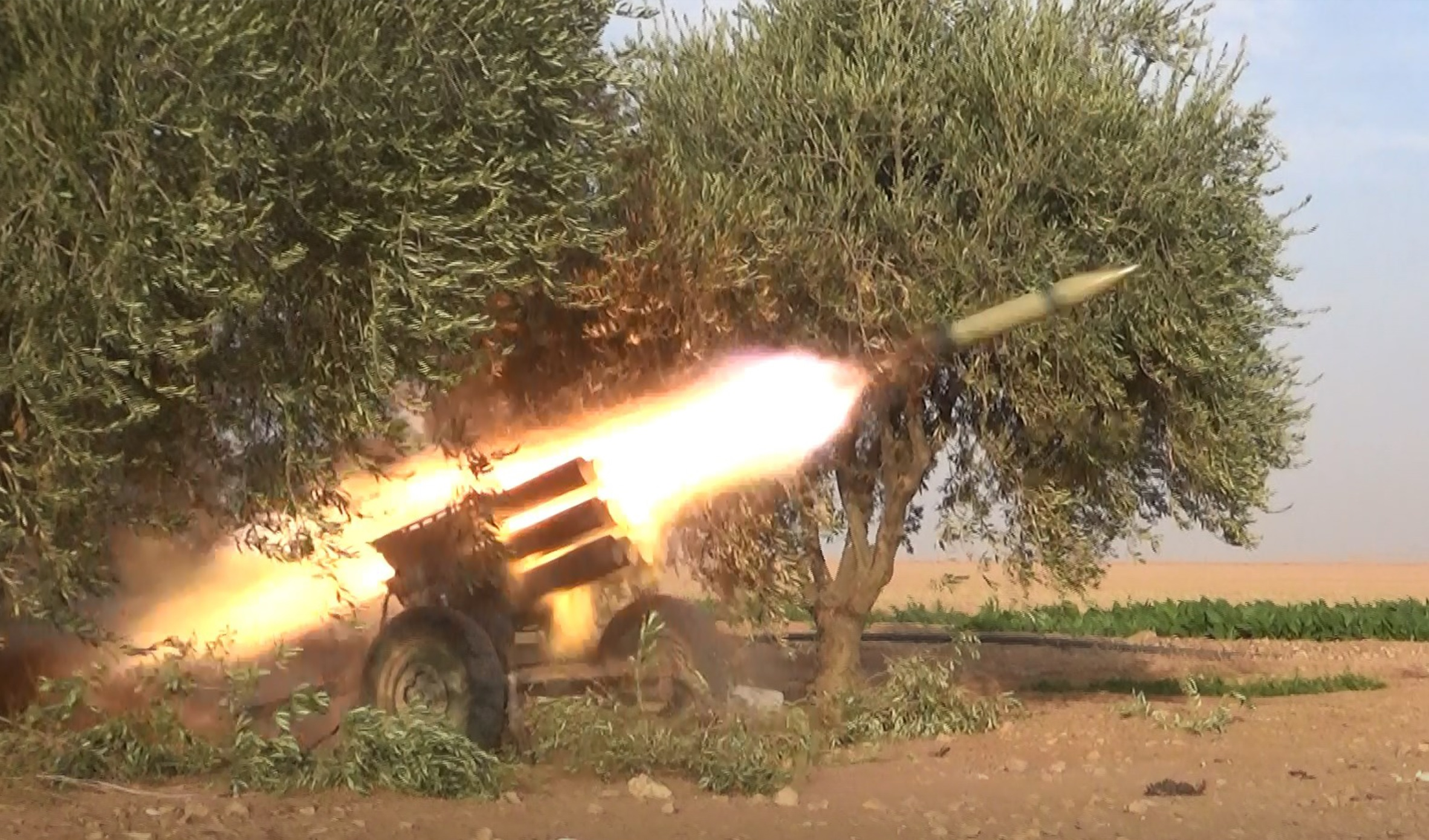 "Radical Part Of ""Opposition"" Continues To Violate Deconfliction Agreement In Northern Hama"