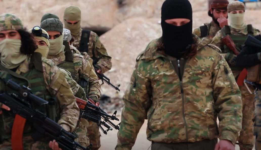 Turkish Backed Groups Clash With Each Other In Al-Bab City