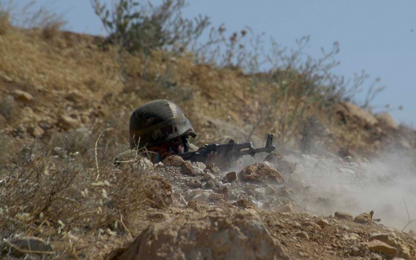 Syrian Army Foils New Militant Infiltration Attempt In Northern Hama