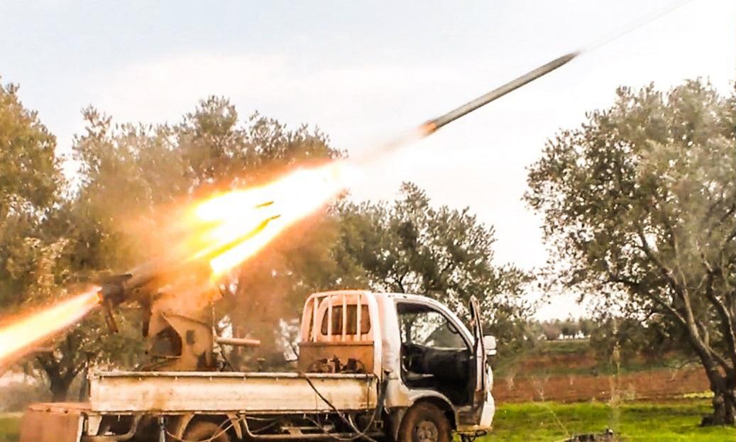 Idlib Deconfliction Agreement Shrinks: Militants Shell Government Targets In Northwestern Hama
