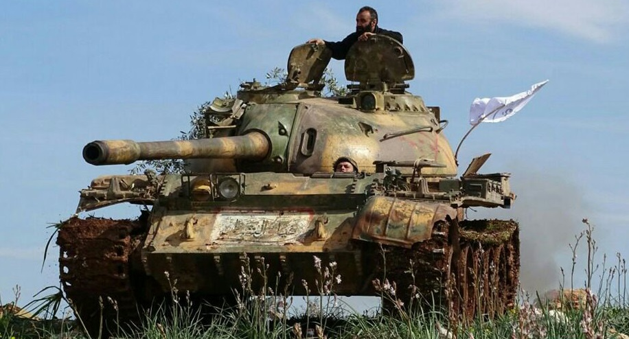 Turkish-Backed Groups Began Withdrawing Heavy Weapons From Demilitarized Zone Around Idlib