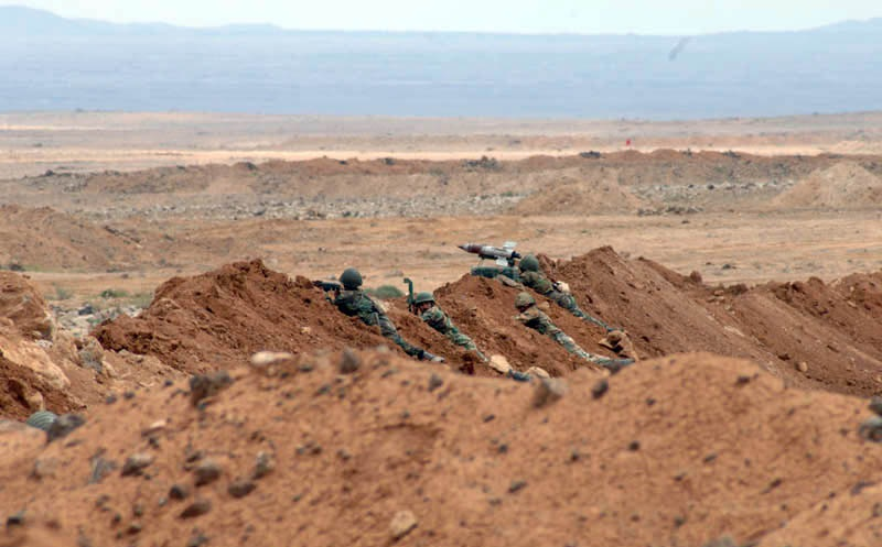 With Support From Russia, Syrian Army Prepares To Launch New Attack In Al-Safa – Report