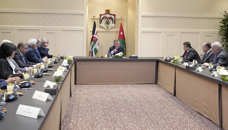 Another Point Of Instability: Jordan Cancels Annexes Leasing Two Territories To Israel