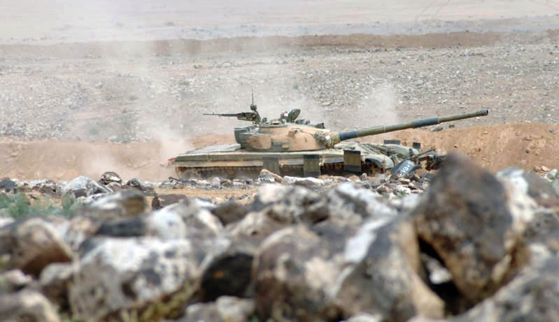 Syrian Army Repels Large Attack North Of Al-Suwayda And Kills Many Terrorists