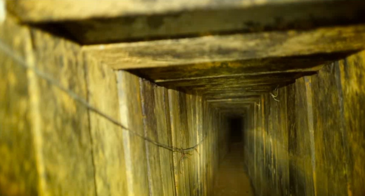 Israeli Military Blows Up Tunnel Of Hamas Near Gaza Border