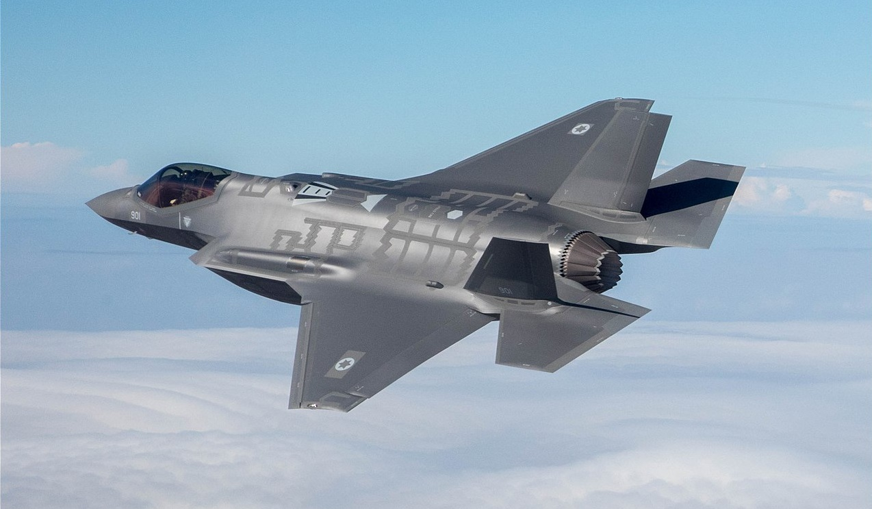 'S-300 Destruction' Delayed: Israel Halts F-35I Flights Over Engine Malfunctions Problem