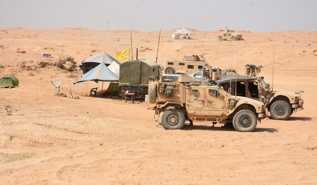 US-led Coalition Reveals ISIS Losses In Euphrates Valley During Last Week