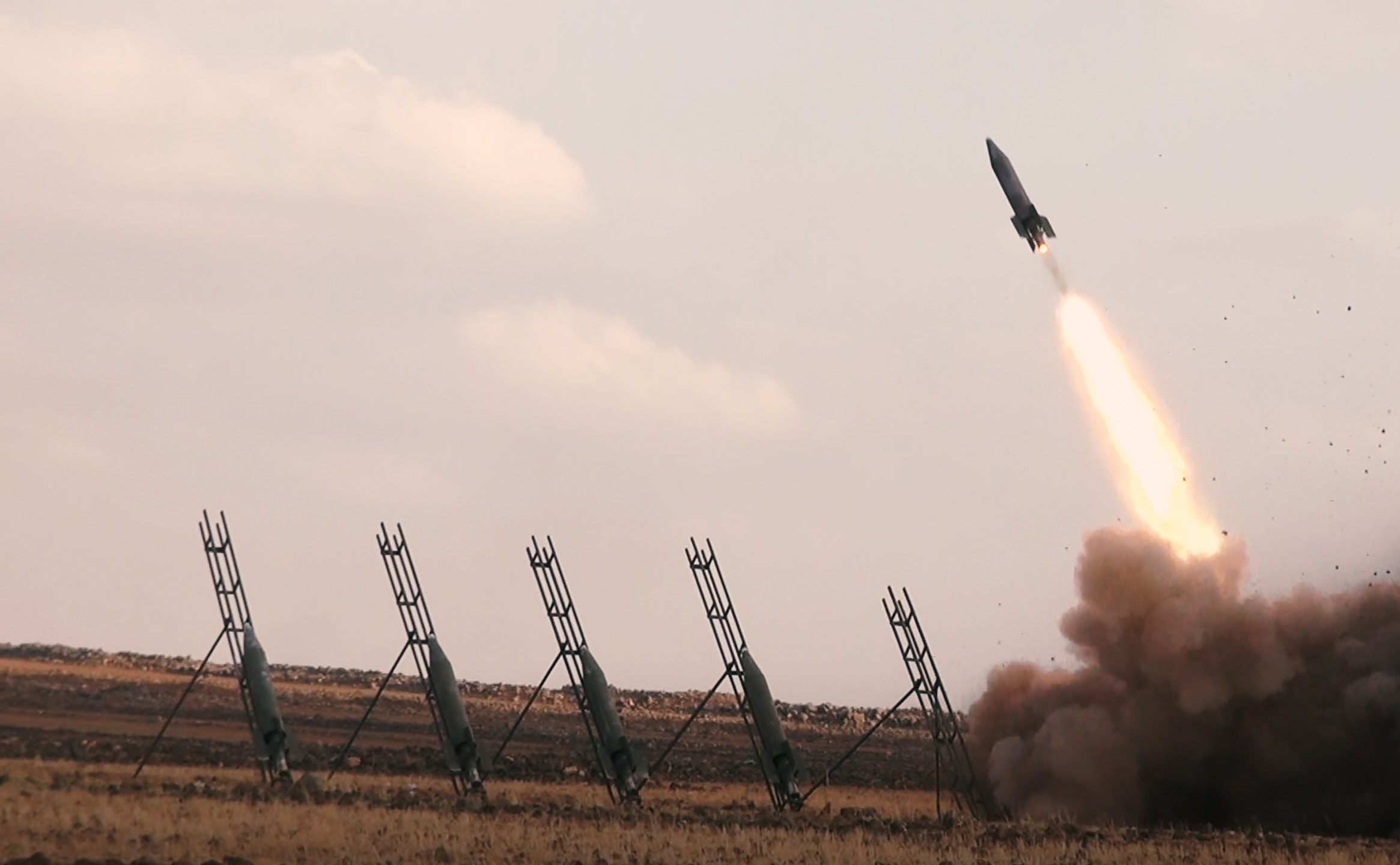 Syrian Army Destroys Militant Rocket Launchers In Response To Attack On Assad's Hometown