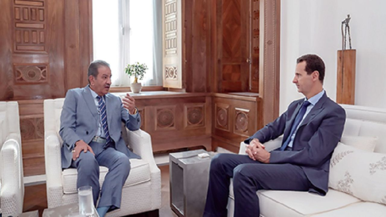 """In Rare Interview With Kuwaiti Newspaper Assad Says Syria Reached  """"Understanding"""" With Arab States"""