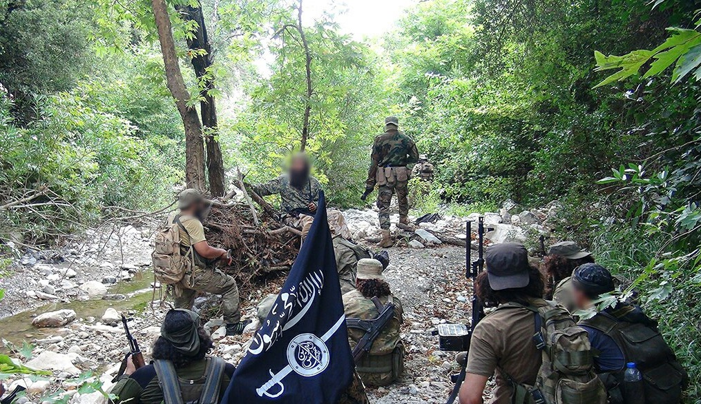 NFL, Al-Qaeda Factions Attack Syrian Army Positions In Northern Lattakia From Turkish Territory