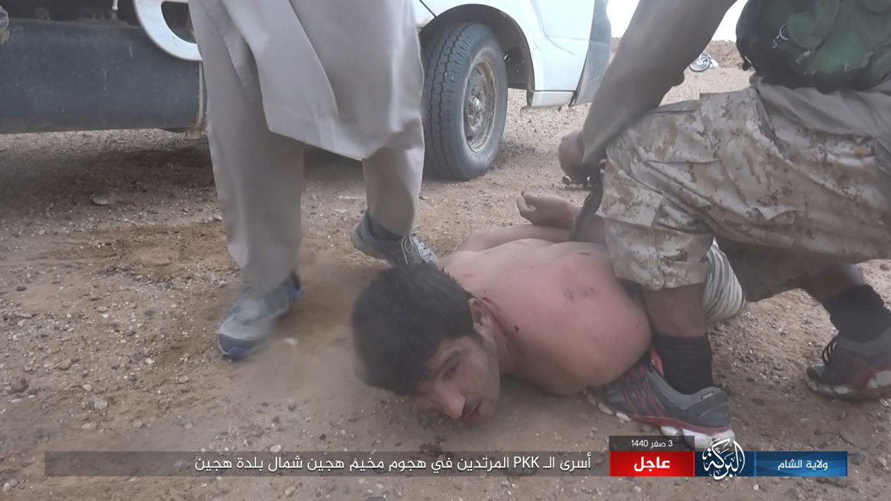 ISIS Kills And Captures Scores Of SDF Fighters During Large Hit And Run Attack In Southeastern Deir Ezzor (18+ Photos, Video)
