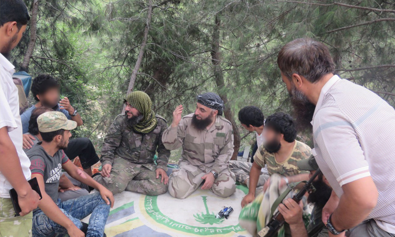 Thunder In Idlib Paradise: Prominent Terrorist Resigns From Hay'at Tahrir Al-Sham