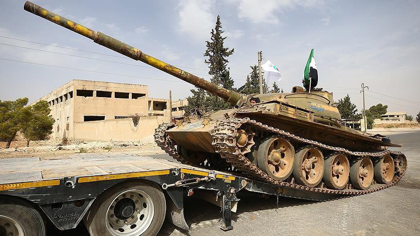Turkish Defense Ministry: Idlib Demilitarized Zone Is Completely Established
