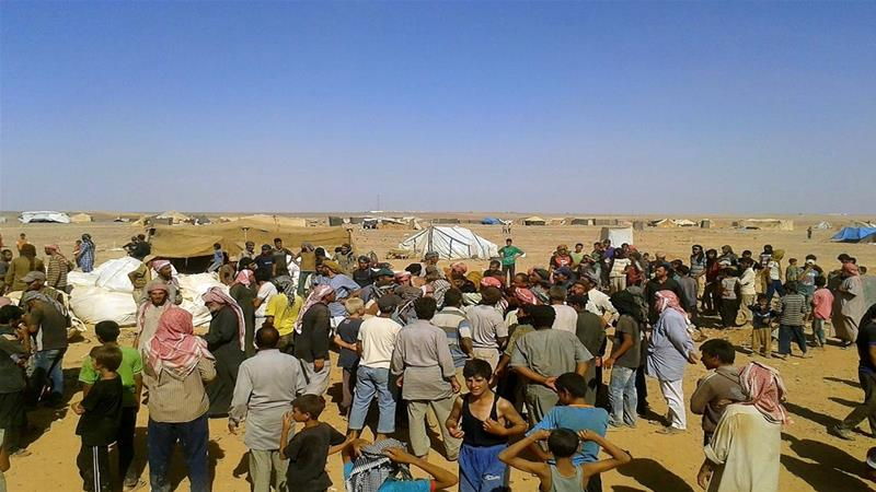 Aid Convoys Cannot Reach US-controlled Rukban Refugee Camp Because Of Security Threats: Russia's Top Brass
