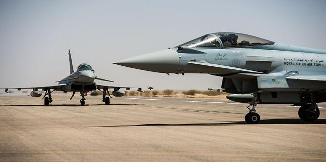 Saudi-led Coalition Launched Military Operation North Of Al-Hudaydah