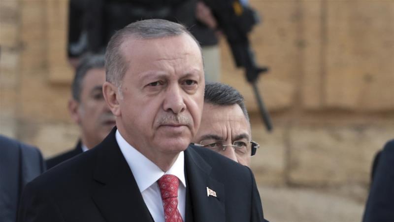 Erdogan: Turkey Gave Khashoggi Death Recordings To Saudi Arabia, US, UK, France, Germany