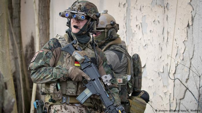 Over 200 Elite German Troops Were Plotting To Carry Out Political Assasinations: Media