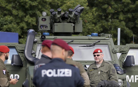 Austrian Counterintelligence Agent Suspected Of Leaking State Secrets To Russia: Report