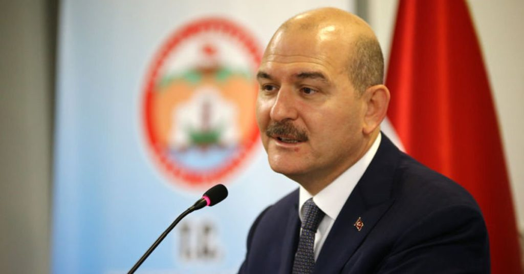 Washington Sees No Difference Between Turkish Ministers And Terrorists: Interior Minister