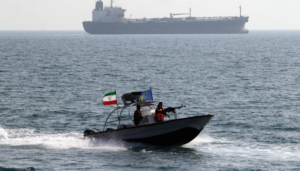 """Iranian Military Vows To Protect Oil Tankers Against """"Any Threats"""", Meaning U.S."""