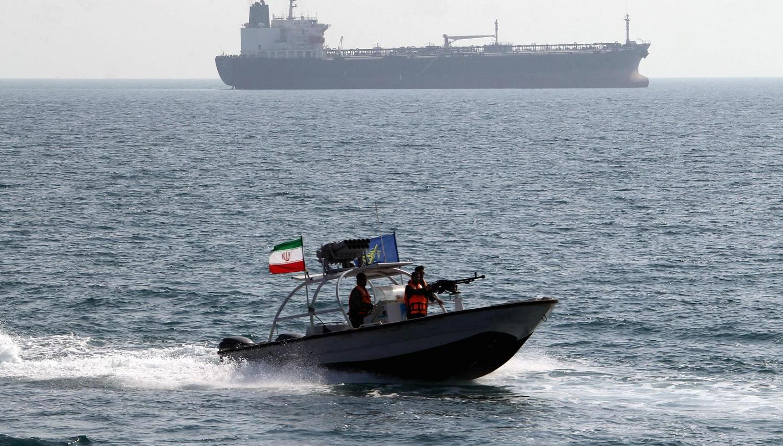 Iran Seized UAE-Registered Ship In Persian Gulf