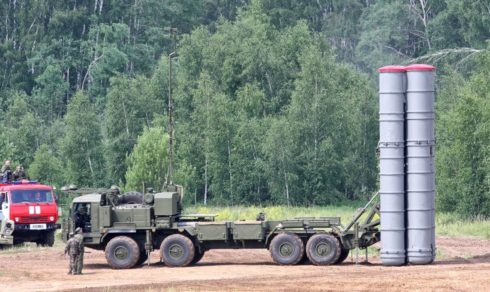 40N6 Interceptor Added to the Russian Military's Arsenal: a Qualitative Leap Forward in Air-Defense Technology