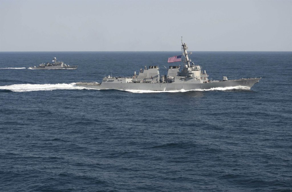 Taiwan Is Ready To Host US Warships, Considers To Buy More Weapons From U.S.