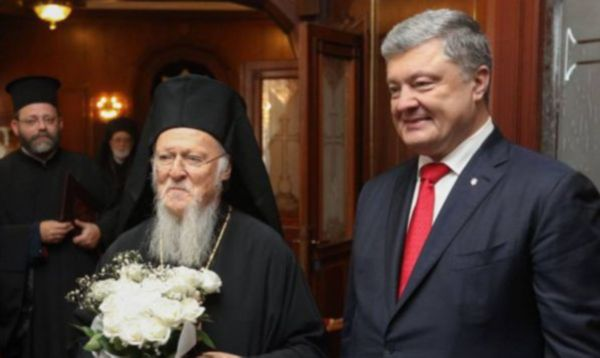 The Ukrainian President Signs a Pact With Constantinople – Against the Ukrainian Church