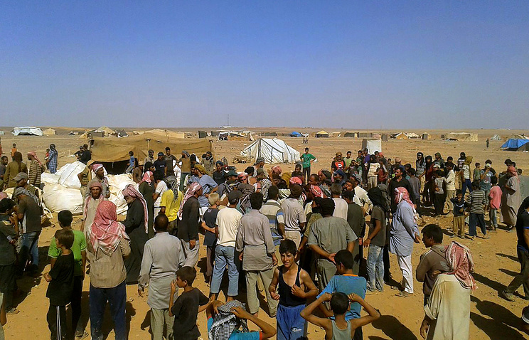 "U.S. Says Russian Initiative To Evacuate Al-Rukban Camp Does Not Meet ""Protection Standards"""