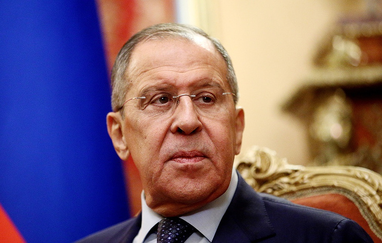 Lavrov: West Persistent In Transforming Balkans Into Springboard Against Russia