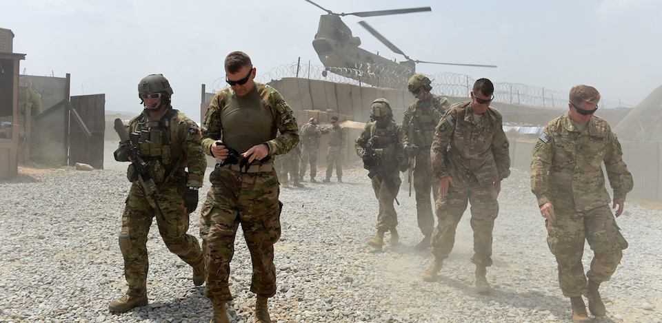 """U.S. Abandons """"We Will Win That War"""" Narrative, Promises Peace With Taliban By April 2019"""