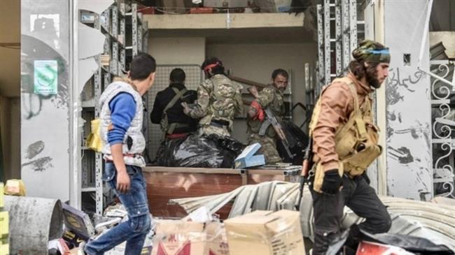 Turkish-Backed Militants March Towards Syria's Manbij