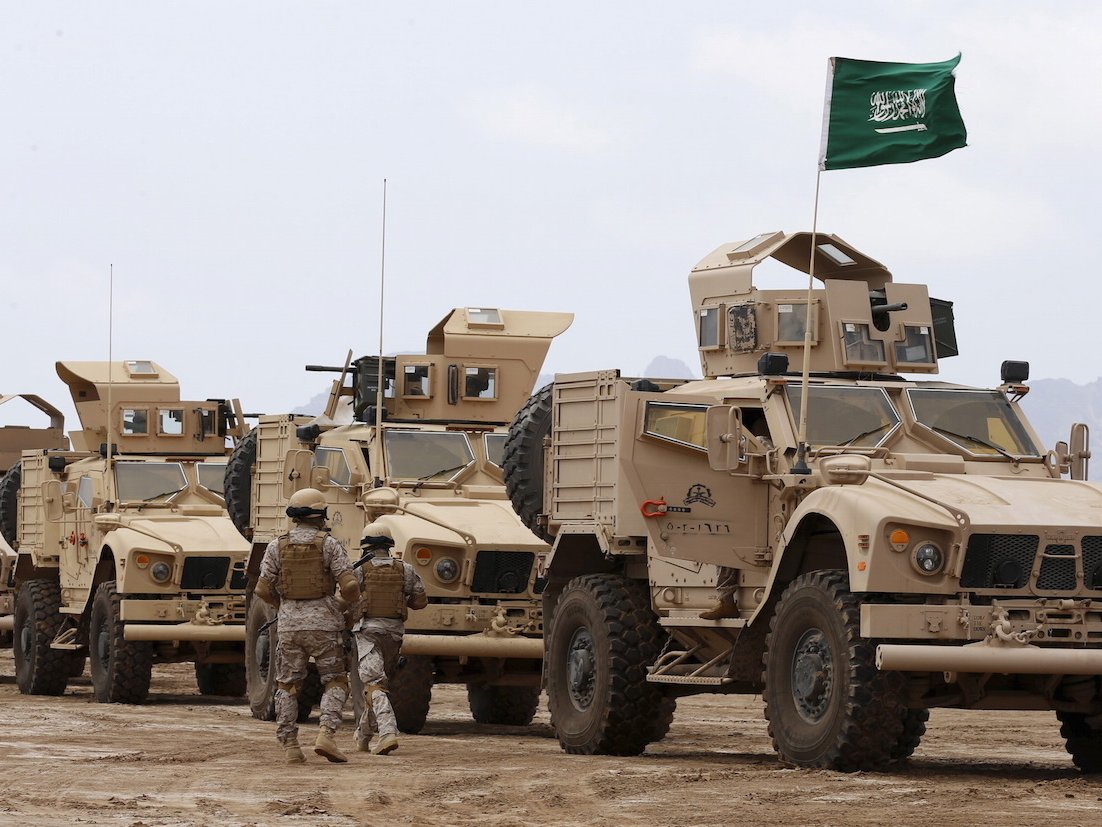 Saudi Troops Entered Northeastern Syria With U.S.-led Coalition Forces – Reports