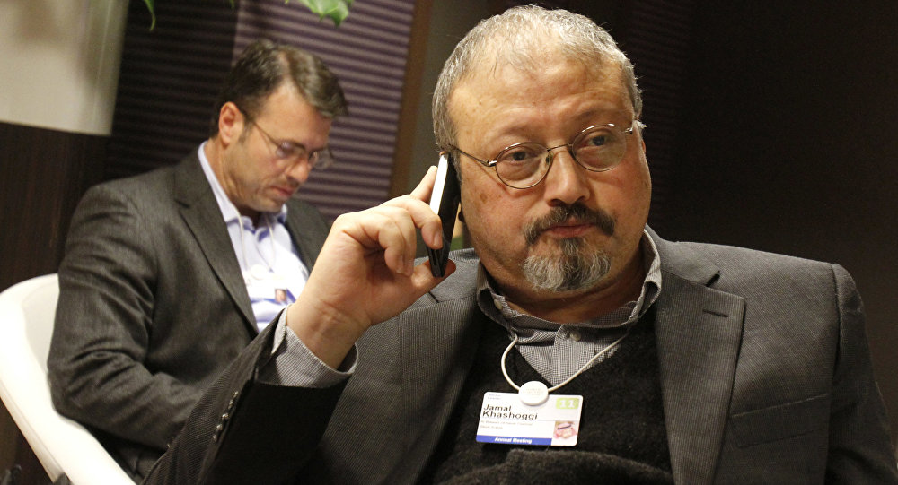 Turksih Newspaper Haberturk Releases Alleged Audio Tapes Of Khashoggi Murder