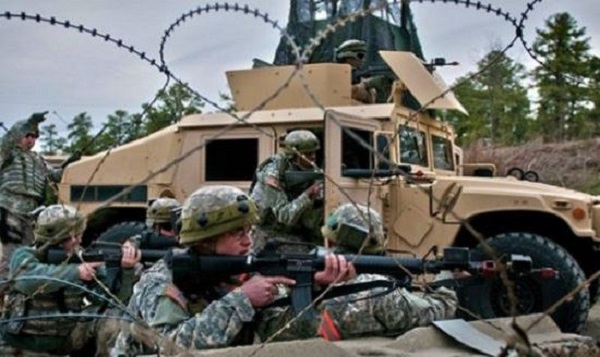America Has Built 800+ Military Bases Worldwide. So Why Can't It Build a Mexican Border Wall?