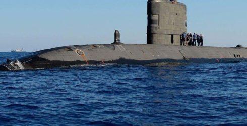 """Astute-class British submarine enters the Mediterranean – Nicosia, Houston and London monitor the """"Delphini"""" drilling"""