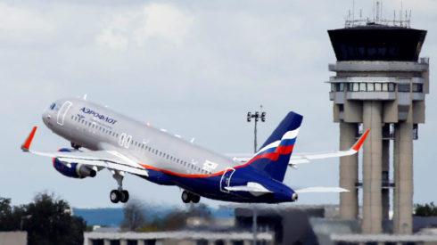 Russia's Aeroflot Data Is Under US Control