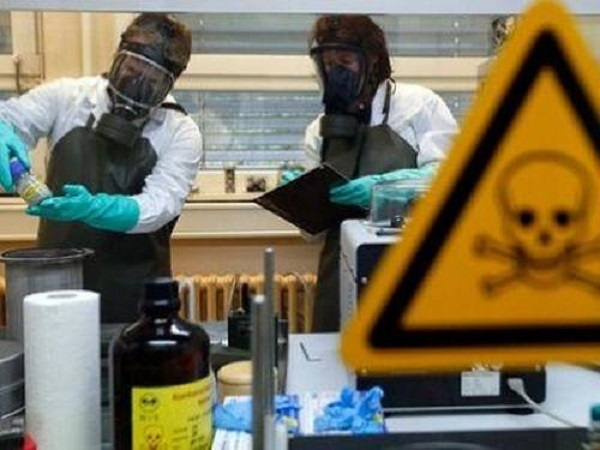 Here We Go Again: US Accuses Iran Of Hiding Chemical Weapons