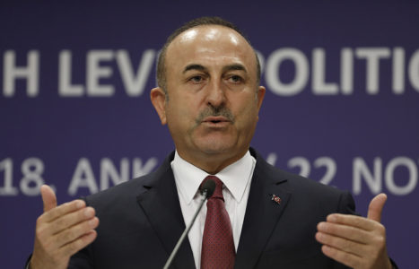 Turkish Foreign Minister Admits 'Some Problems' With Idlib Deal Implementation