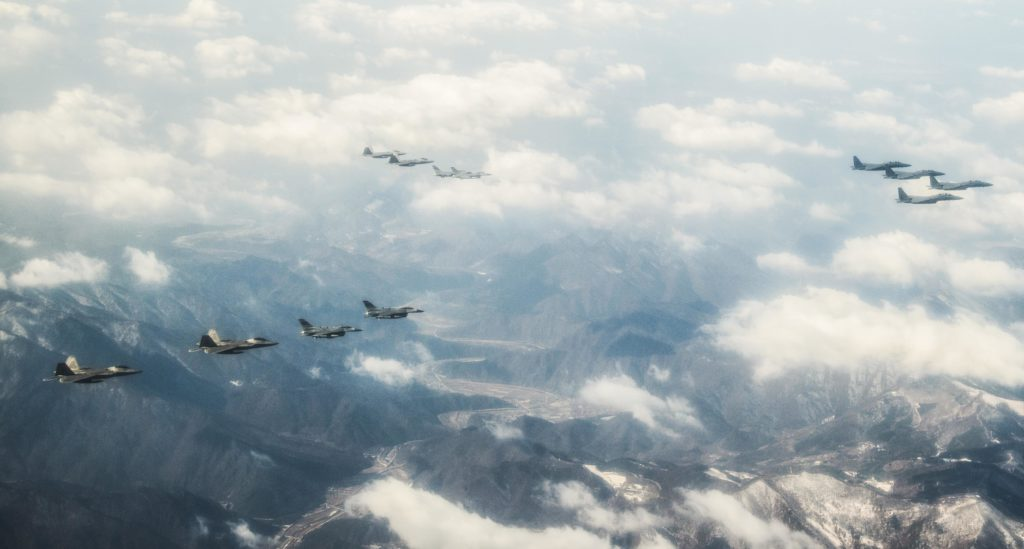 Chinese Pilots 'Safe & Professional' – For Now: PACAF