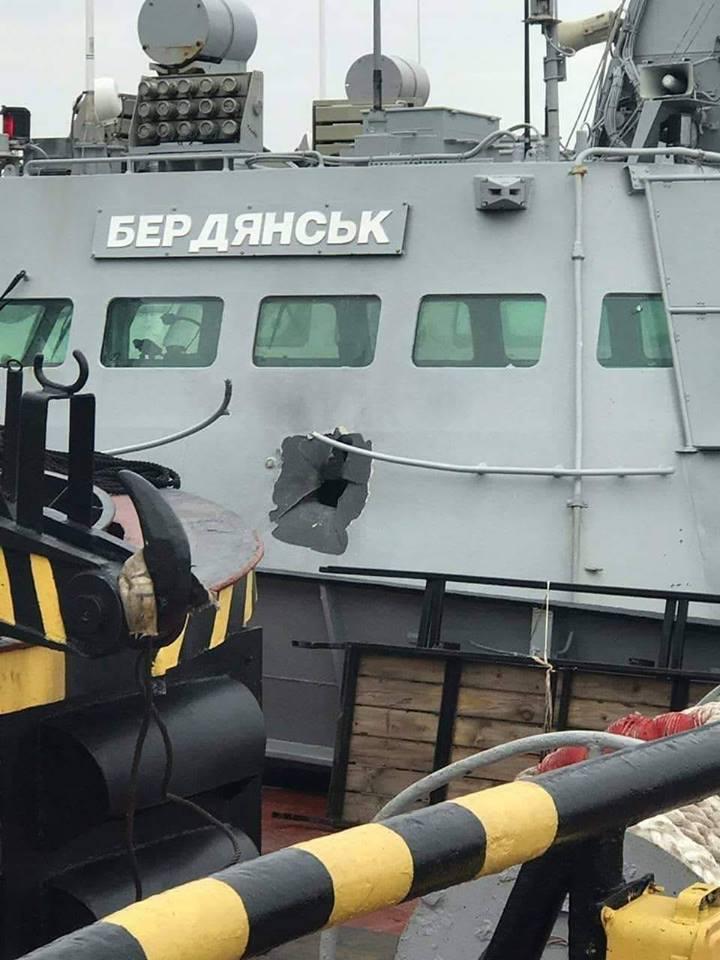 Ukraine-Russia Crisis Over Black Sea Incident - November 27-28 (Videos, Photos)