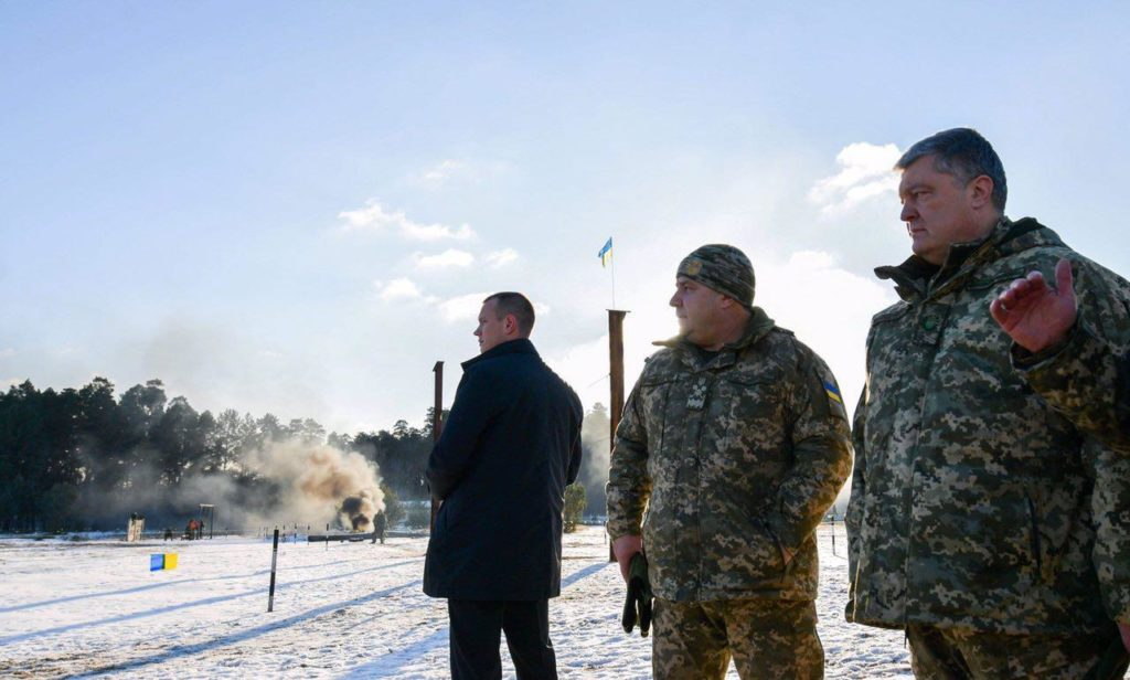 Poroshenko's Kerch Strait Adventure Goes Wrong