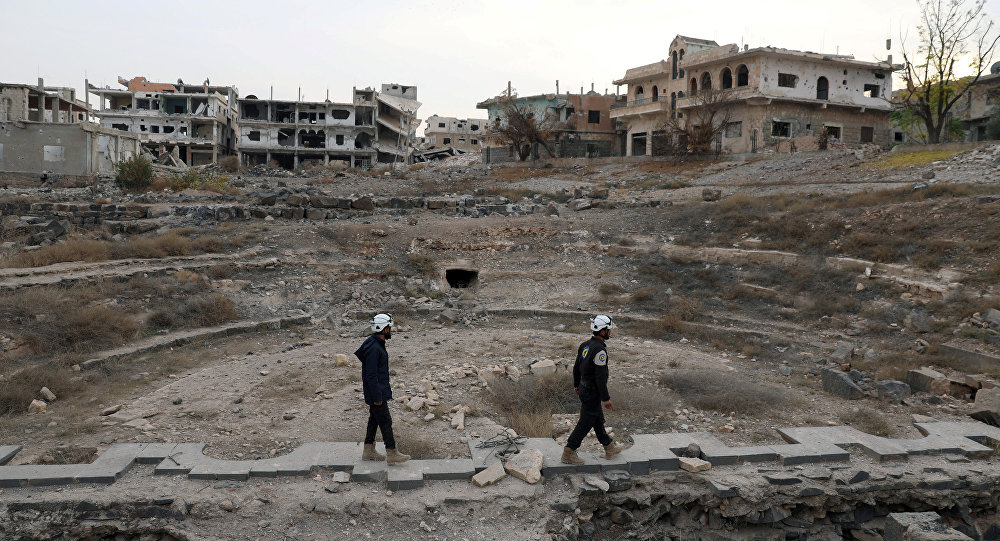 Russia: White Helmets Is In Fact Jabhat al-Nusra's Branch